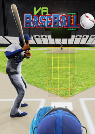 VR Baseball - Home Run Competition